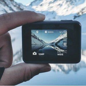 限时秒杀 ¥1885史低价:GoPro HERO5 4K 动作相机套餐(Casey+Shorty+16 GB 存储卡)