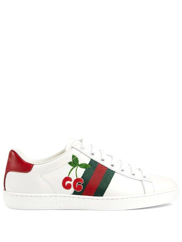 Ace 樱桃小白鞋