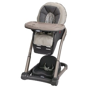 $95Graco Blossom 4-in-1 Convertible High Chair Seating System, Fifer