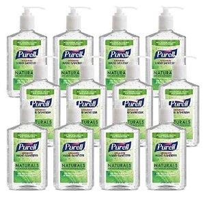 PURELL NATURALS Advanced Hand Sanitizer Gel