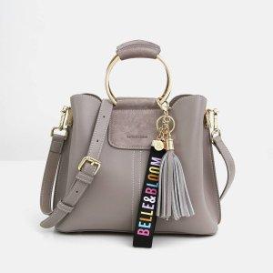 Twilight - Grey Leather 斜挎包