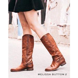 Melissa Pull On长靴