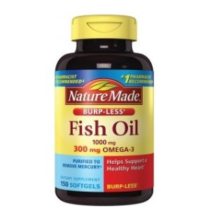 $17收两瓶150粒鱼油Nature Made 多款维他命买一送一