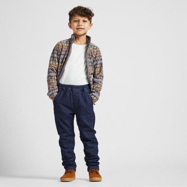 儿童保暖长裤