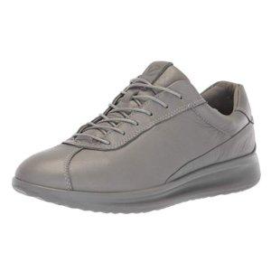 $62.99ECCO 女士休闲鞋 灰色款 黄金码全
