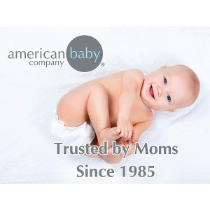 As low as $3Amazon American Baby Company Knit Fitted Cradle Sheet Made with Organic Cotton in Natural Color