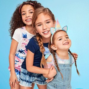 Free ShippingChildren's Place 60-80% Off Sitewide