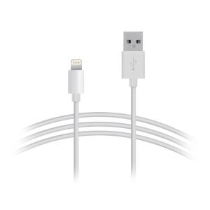 $8.99 包邮Apple 原装 Lightning to USB 充电 数据线 1米 2根