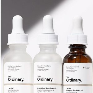 Free ShippingSkinStore The Ordinary Beauty Sale