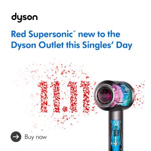 延长一天:Dyson Supersonic 官方翻新机 1年保修 比国内活动价还低500元