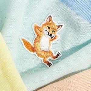 5折起 大狐狸卫衣$214白菜价:Maison Kitsune 法式潮牌小狐狸大量上新