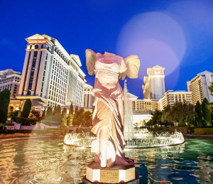 From $109 Caesars Palace Stay with 2 Buffet