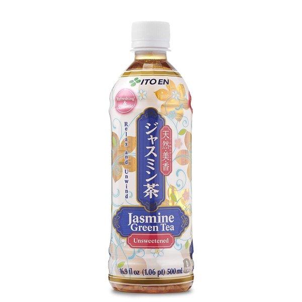 Ito En 伊藤园无糖茉莉绿茶 16.9oz 12瓶