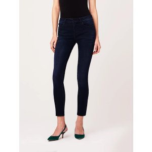 DL1961Emma Low Rise Skinny | Macon