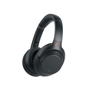SonyWH-1000XM3 顶级无线降噪耳机 (黑色)