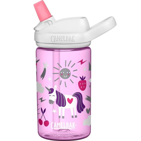 As Low As $8.93CamelBak Eddy+ Kids BPA-Free Water Bottle with Straw