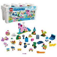 Lego Unikitty! 《独角猫》的创意积木箱 41455