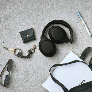 Sony WH-XB900N 无线蓝牙降噪耳机 6.3折特价