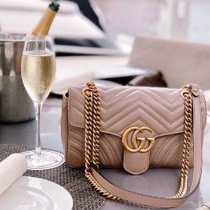 封面粉色 $1700 (原价$2250)Gucci GG Marmont 定价优势 $800+收网红小水桶