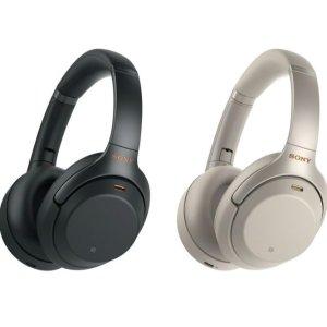 $278 叠加信用卡 Offer 低至 $230Sony WH1000XM3 无线降噪耳机