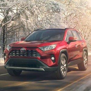 从斯文变身霸道全新 2019 Toyota RAV4 SUV