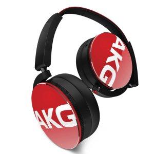 $29.99  多色可选AKG Y50 高颜值 封闭式耳机 官翻