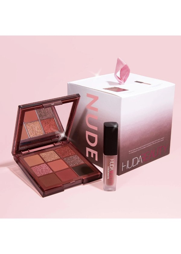 Nude Obsessions Gift Set - 套装