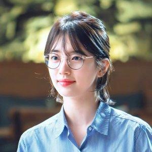 新用户立减约$25.9 韩国直邮Carin Jude C2平光眼镜《当你沉睡时》女主同款
