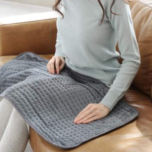 Sable Heating Pad for Back Pain and Cramps Relief Extra Large