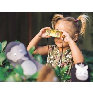 kiwico第一期野外探险之旅套装附送杂志,适合年龄3-4