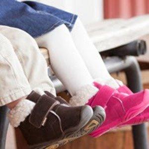 独家额外7折 晒图赢$55礼卡第二轮折扣升级:pediped OUTLET童鞋双十二促销,多次获奖、无数妈妈推荐、名人最爱品牌