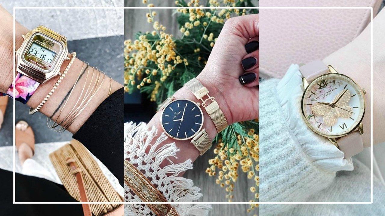 2019最新版小众手表推荐 | 女生的气质全戴在手腕上啦