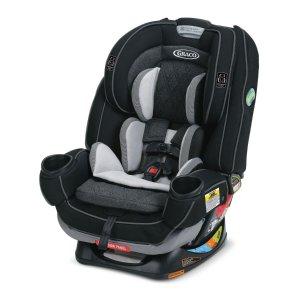 Graco4Ever Extend2Fit Platinum 4合1安全座椅
