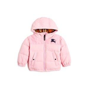 女婴保暖外套
