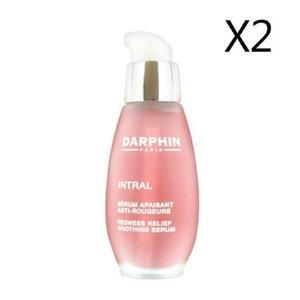 折合仅¥409/件(国内¥680)DARPHIN 小粉瓶多效舒缓精华液 50ml×2件装,李佳琦推荐