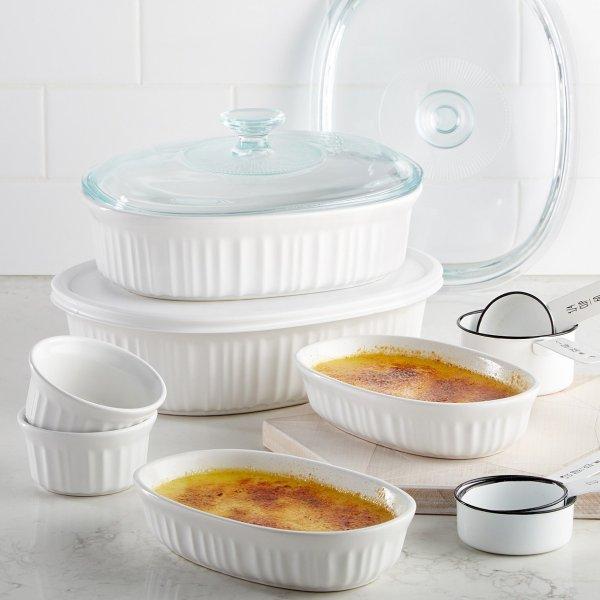 陶瓷烘焙碗10件套