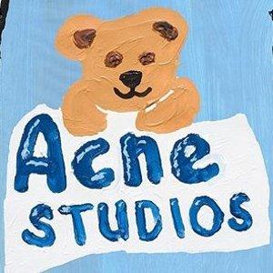 低至3折  经典羊毛字母围巾补货最后几小时:Acne Studios 好货专场 T恤、卫衣收起来
