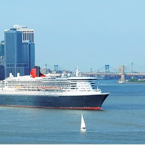 From $674New York to London: 7-Nt Transatlantic Cunard Cruise