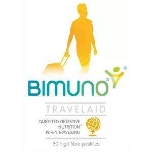 BIMUNO® TRAVELAID 益生元膳食片旅行装