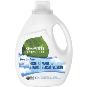 $11.11(原价$14.97)Seventh Generation 无香洗衣粉2.95 L 天然环保 呵护敏感
