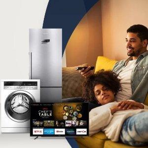"""劲省€20ao.de 洗衣机 烘干机 冰箱 洗碗机 烤箱 电视等大家电用码""""钜惠"""""""