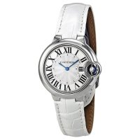 Cartier Ballon Bleu 石英女表