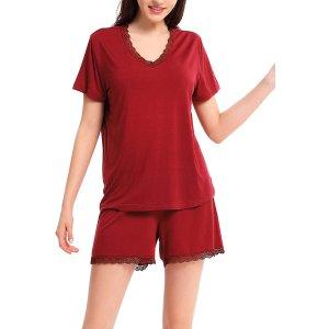 Femofit 竹纤维睡衣套装