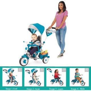 $59Little Tikes 儿童成长4合1三轮车,2色选