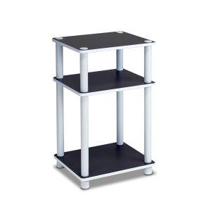 $13.28Furinno 3-Tier No Tools Dual Color Reversible End Table