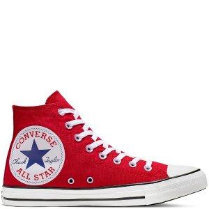 All Star Oversized帆布鞋