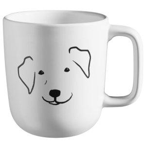 CorelleLivingware My Best Friend Max 12. 8-oz Stoneware Mug