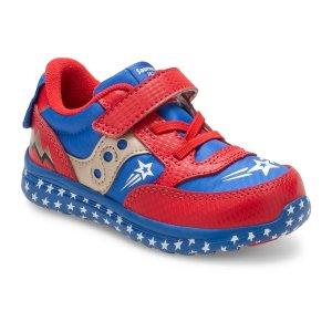 Saucony儿童休闲鞋
