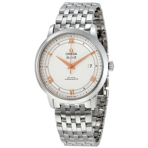 Dealmoon Exclusive: Extra $50 Off OMEGA De Ville Prestige Automatic Men's Watch