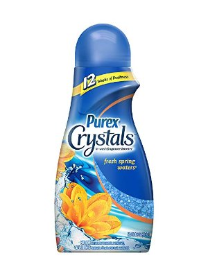 $4.76Purex Crystals in-Wash Fragrance and Scent Booster, Fresh Spring Waters, 39 Ounce